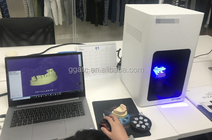Dental equipment 3d dental scanner/dental lab scanner for sale