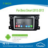 "FineNav Quad Core 7"" Android 4.4.4 Car Multimedia Player for Be nz Smart 2012-2013 with Gps Navigation,3G,Wifi,Bluetooth"