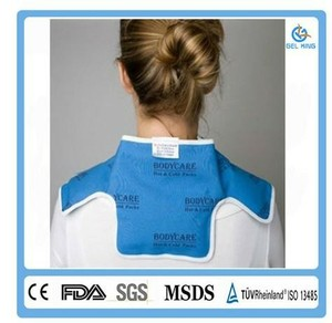 Flexible Pack Pain Heat Belt Shoulder Ice Pack Cold Pack With Wrap Hot Cold Therapy Reusable Gel Cold Compress Pack