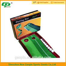 Fashion wooden golf training putter