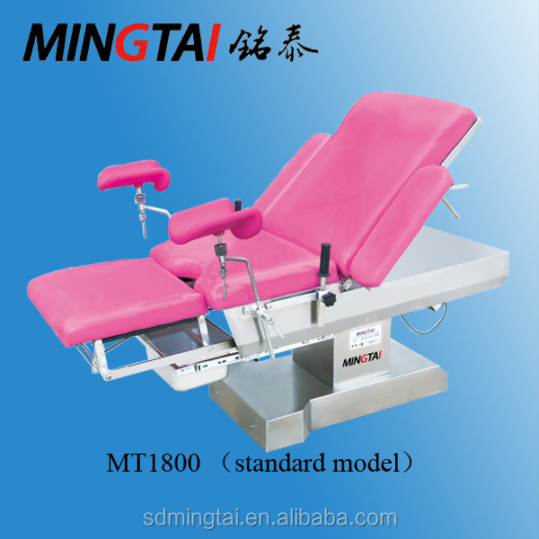 Electric Gynecology Examination& Operating Obstetric Operation table with CE and ISO