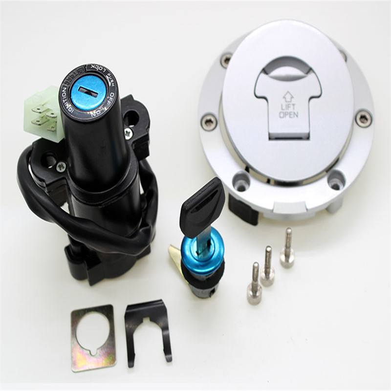 Good quality motorbike lock set motorcycle spare parts CB900 919 Hornet ignition switch lock set