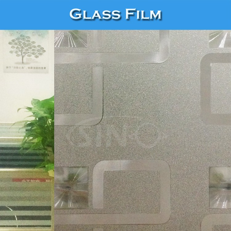 BL29 Computer Cutting 3D Glass Decoration Window Tinting Films