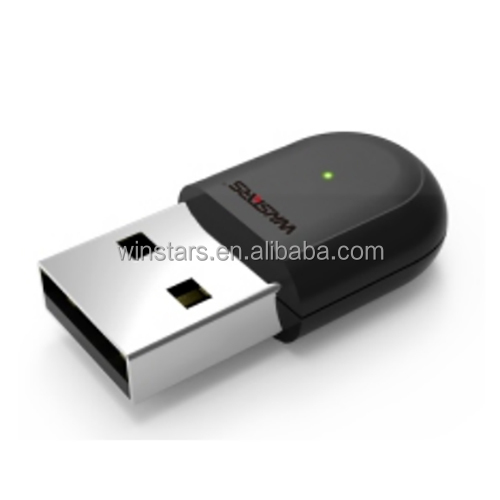 High-speed AC600 dual-band mini wireless USB adapter, 2.4G 150Mbps, 433Mbps for 5G, CE, FCC
