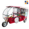 Best seller high quality powerful e-tricycle 3 wheeler taxi for passenger