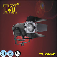 100 watts professional led fresnel light