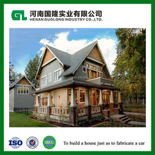 Fast Construct Low Price Modular Prefabricated prefab Villa house