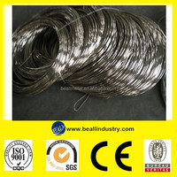 Bright finishing annealed welding Nickel 200 stainless steel wire hot