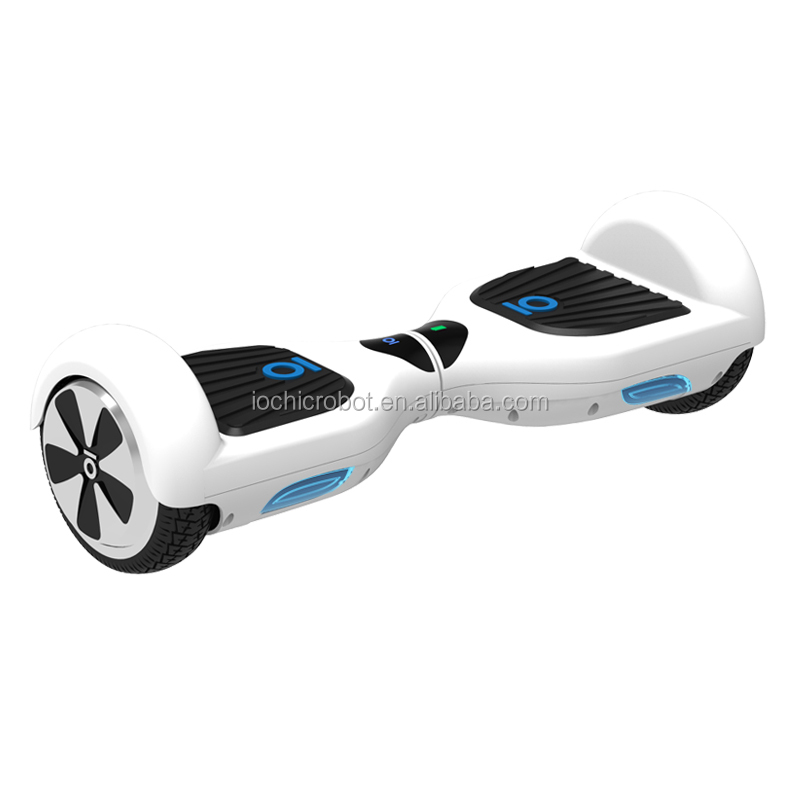 IO Chic Smart Electronic Skateboard Hoverboard Electric Motorcycle Scooter