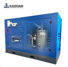 Easy operation 4.5m3 10bar Kaishan LG4.5/10 direct driven 30KW screw air compressor price