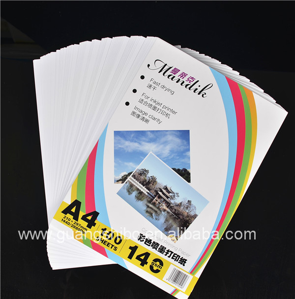 cast coated inkjet photo matte paper
