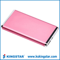 10000mah portable supper slim power bank for laptop charger