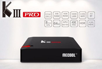 K3 Pro s912 3G+16G full hd 1080p 4k 3d porn video xbmc kiii dvb smart Android 6.0 marshmallow TV BOX