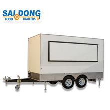 new condition and high quality outdoor food cart