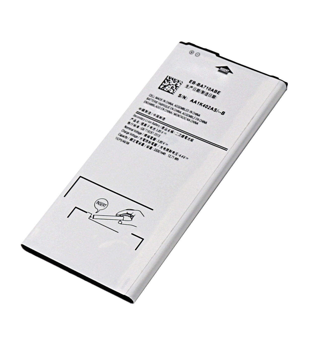 FOR SAMSUNG GALAXY J7(2016) J710 NEW REPLACEMENT BATTERY WITH 5 YEARS WARRANTY