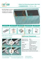 Easy Fit Solar Brackets