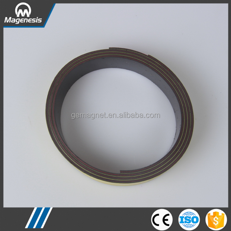 China supplier manufacture quality primacy round pvc rubber refrigerator magnet