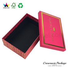 crownwin hot wholesale wine glass packaging gift boxes