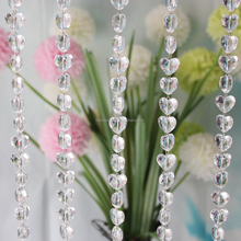 Love Theme and Home Decoration Use Beaded Curtains