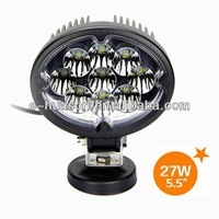 Diecasting Housing dune buggy 2160 lumens led work lamp, spot beam 5.5inch Utility Vehicle working led lights