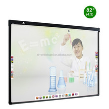 China school supplies interactive smart learning electronic white board