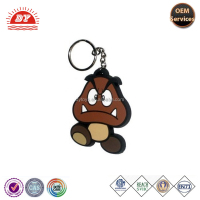 pvc keychain Nintendo super mario bros products