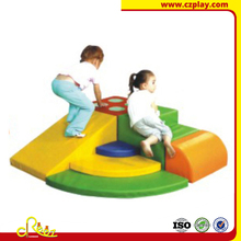 Colorful indoor play foam games for childcare