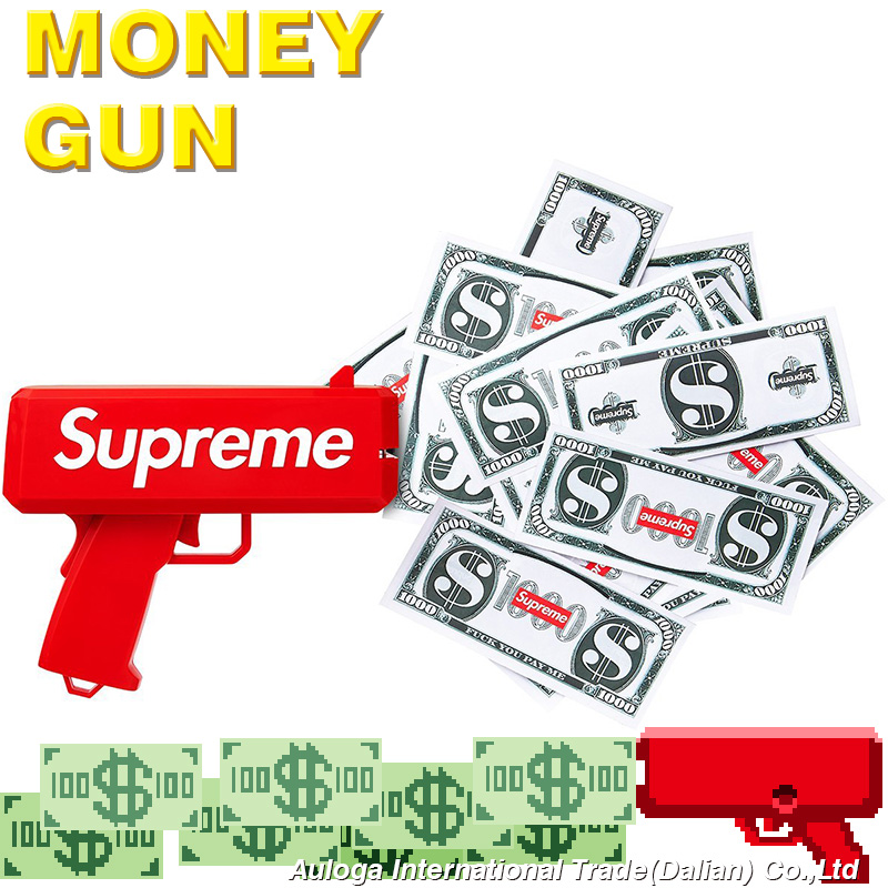 Cheapest Supreme Cash Cannon Money Gun For Weddings,Birthdays, Marketing, Nightclubs