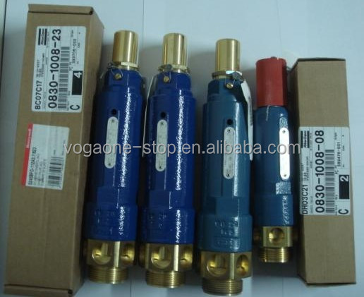 Atlas copco safety valve 22057954 for Air Compressor Parts