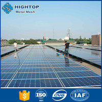 stainless steel solar panel 100w 12v made in China