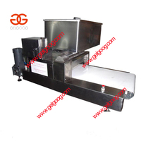 Automatic cake paste injecting and filling machine |cake paste maker