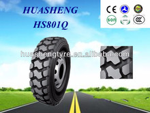 HUASHENG TAITONG KAPSEN Brand Best Quality Best Price China Leading Manufacturer TBR Tyre 10.00R20 11.00R20 for Emporting