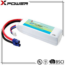 High quality 11.1v 30c 3000mAh high rate battery for power tools 3s1p