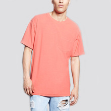 alibaba china dongguan oem t shirt mens oversized plain longline t shirt