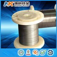 ASTM 2063 Ni Ti shape memory alloy Nitinol memory wire for sale
