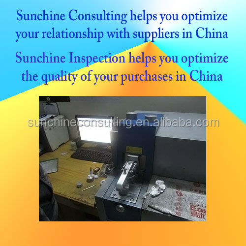 Supplier Simple Verification Service / Cost-Efficient Service to help you avoid scams and fraud in China