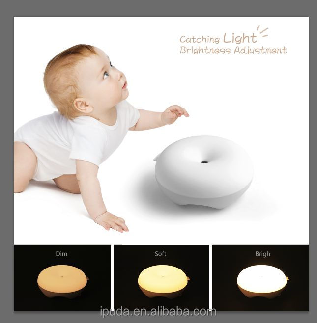 IPUDA Quality suppliers factory OEM led magical lamp for girls easy to carry home light bedside lamp baby lamp