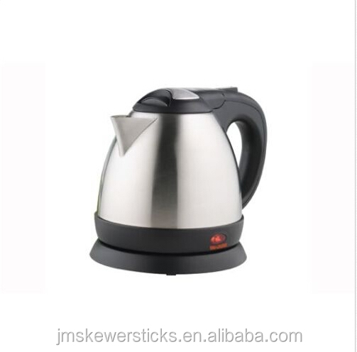 0.8L Small Compact Stainless Steel Cordless Electric Kettle with one year warranty