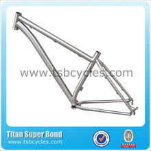 hot sales titanium mountain bike frame 29er mtb bike frame