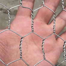 High quality galvanized steel woven stucco hexagonal wire mesh wholsale bird cages