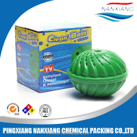 Chain factory original cleaning clothes ball machine magic washing ball korea price on green