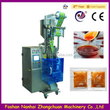 Factory Price Four Side Sealed Sachet Liquid Chili Oil 5-50ml Packing Machine