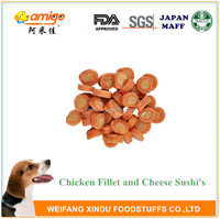 Natural Meaty Treats for Dog/Pet treats Good Quality Chicken Chewy Twist