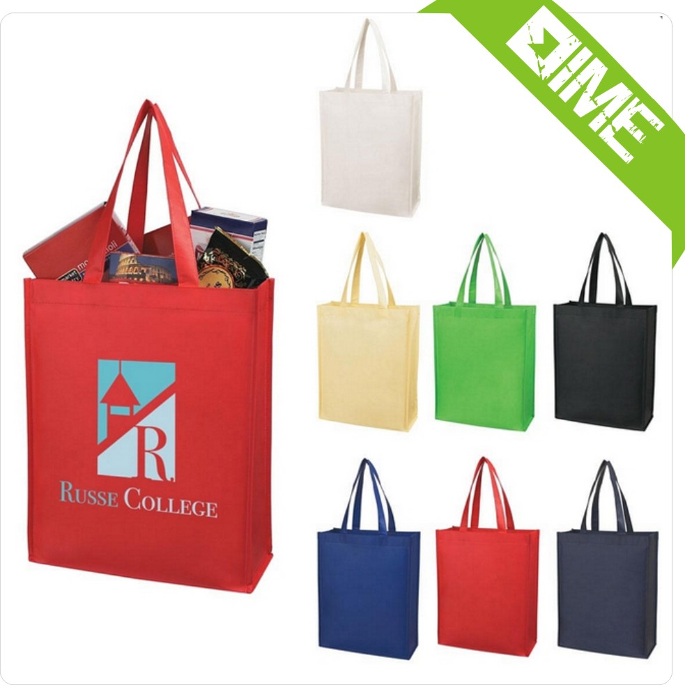 New Style High Quality Colorful Non Woven Foldable Bag
