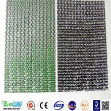 flat wire or round wire high quality sun shade netting