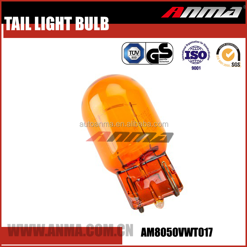 White/Yellow Car Led Reverse Light Lamp Tail Turn Signal Bulb