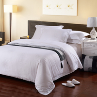 Wholesale hotel bright colored bed sheets