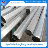 80x280mm non standard cold drawn hexagonal deformed steel bar
