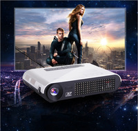 vivibright 4k projector native 1280*800p LED DLP protable projector, home cinema 1080p projector
