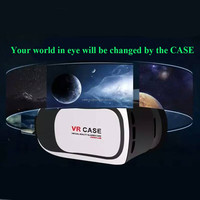 The Latest 3d vr box for 3D Movies and Games, Compatible with 3.5~6 inch Smartphones